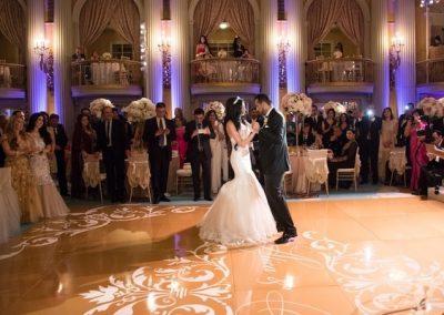 Themed Elegant Dance Floor