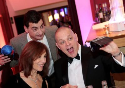 Mr-Bean lookalike wowing guests over Eventastic