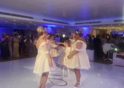 Bridesmaids 2 dancing Eventastic