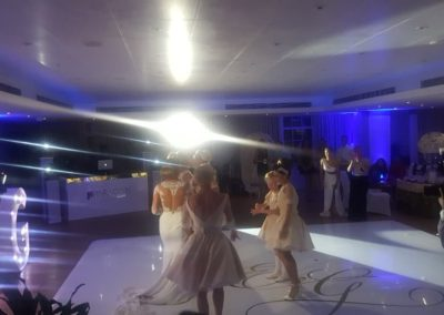 Bridesmaids dancing Eventastic