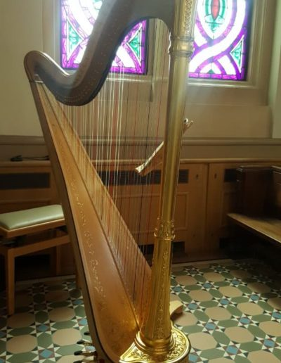 Harp for Church Wedding Eventastic